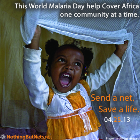 world malaria day2