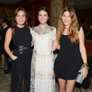 Fabiola Beracasa, Margherita Missoni, Dani Stahl