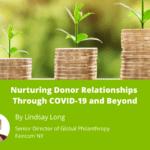 Nurturing Donor Relationships