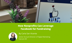 How Nonprofits Can Leverage Facebook for Fundraising