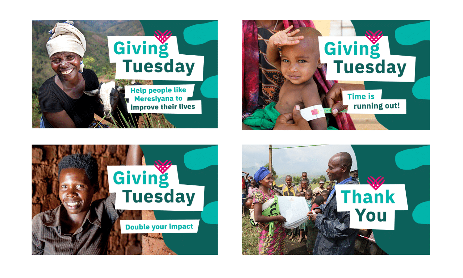Concern Worldwide Giving Tuesday