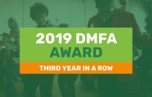 DMFA 2019 web banner