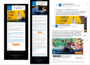 Giving Tuesday Success Media Layout 1