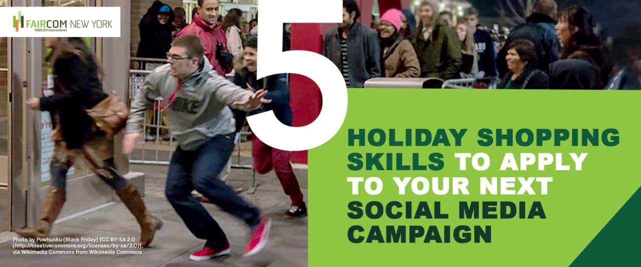 Holiday Shopping skills_banner
