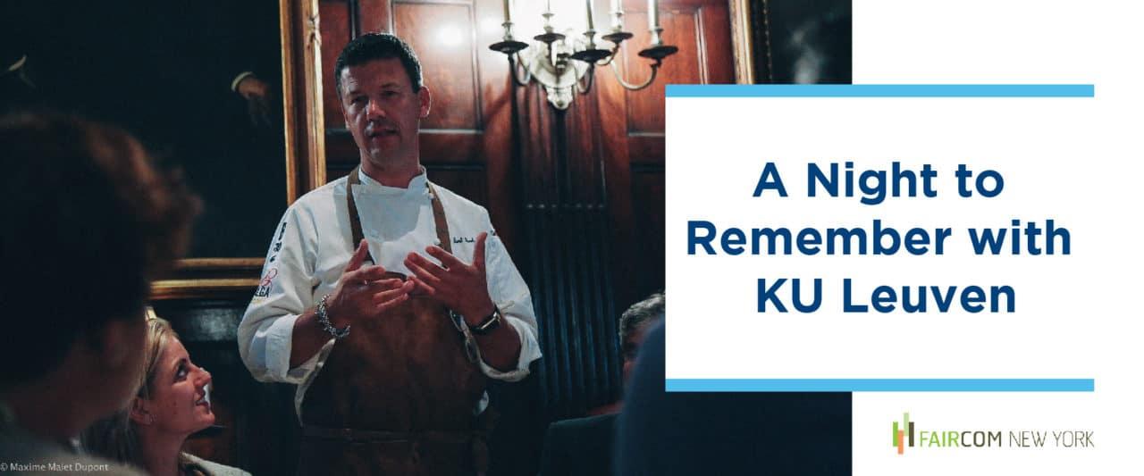 KUL Event Blog