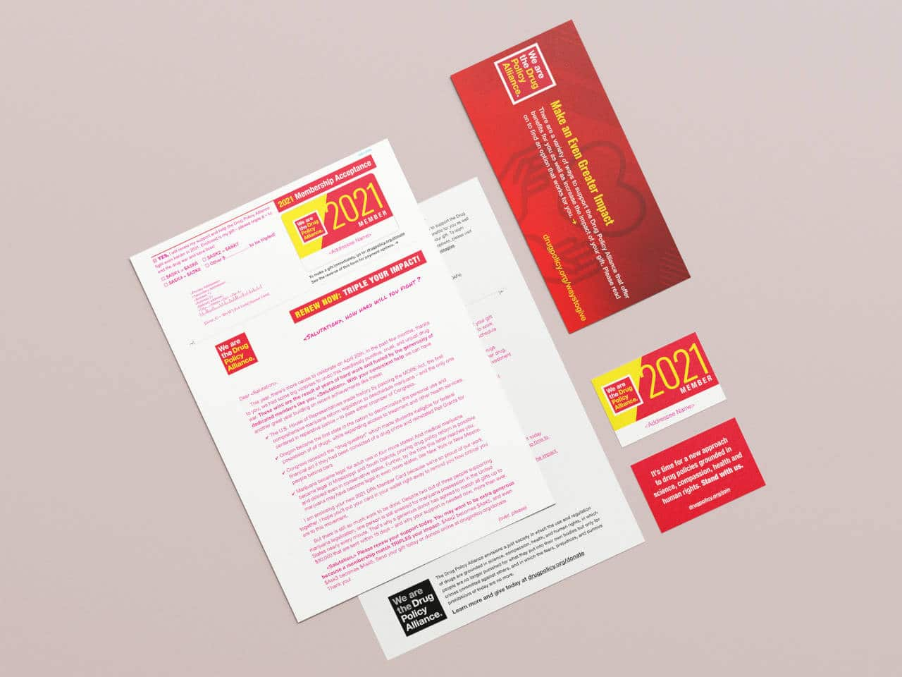 Direct Mail Strategy