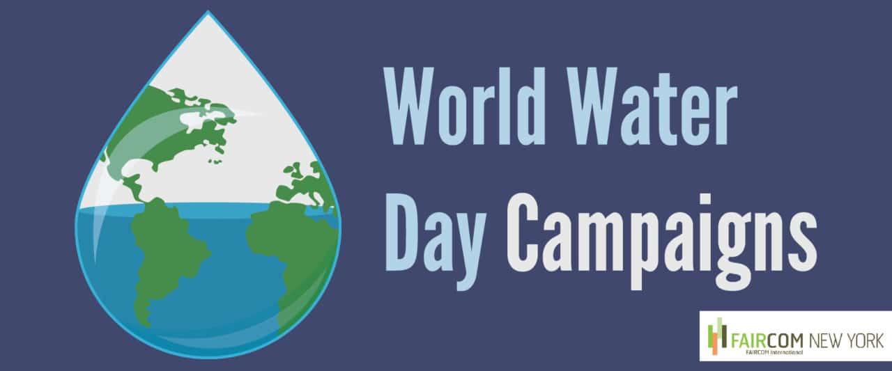 World Water Day Blog