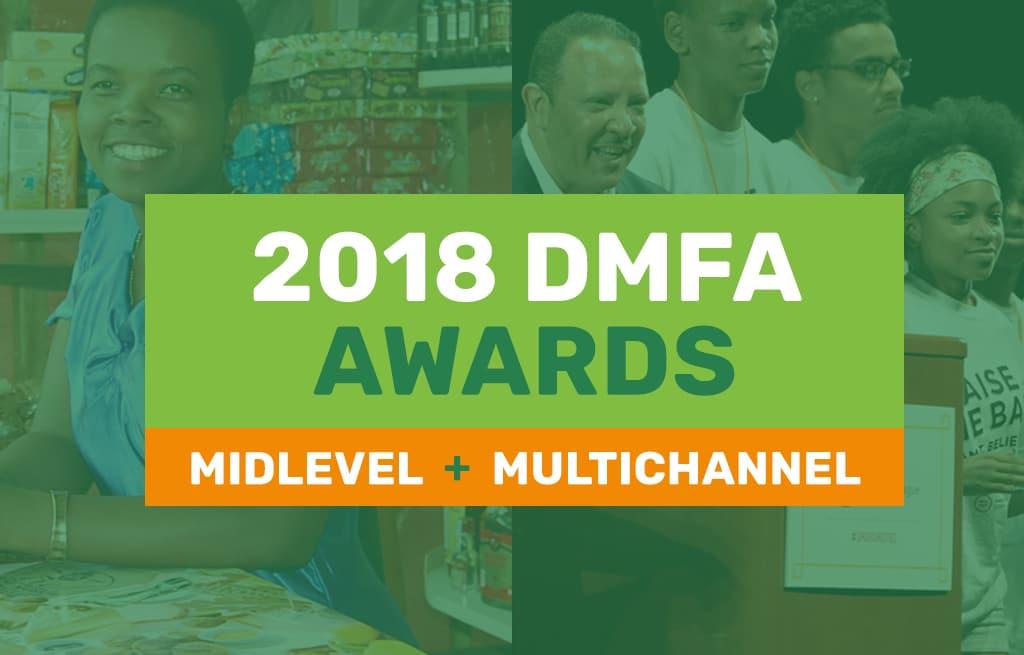 2018 DMFA Awards