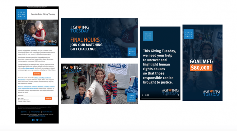 Human Rights Watch Giving Tuesday